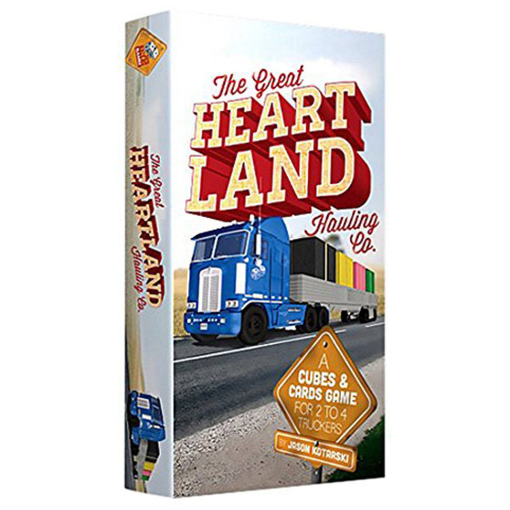 Card Games - The Great Heartland The Card Game