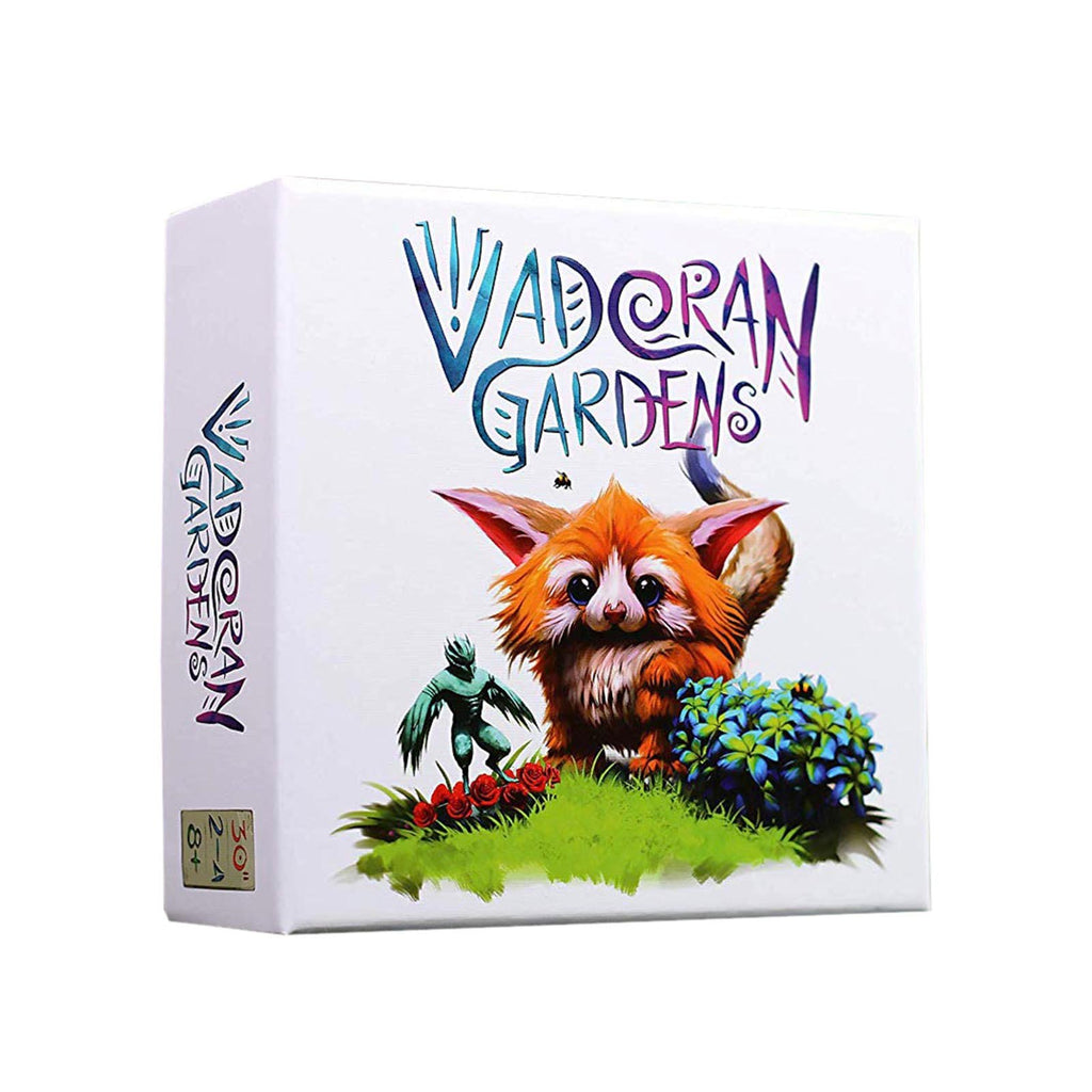 Vadoran Gardens The Card Game