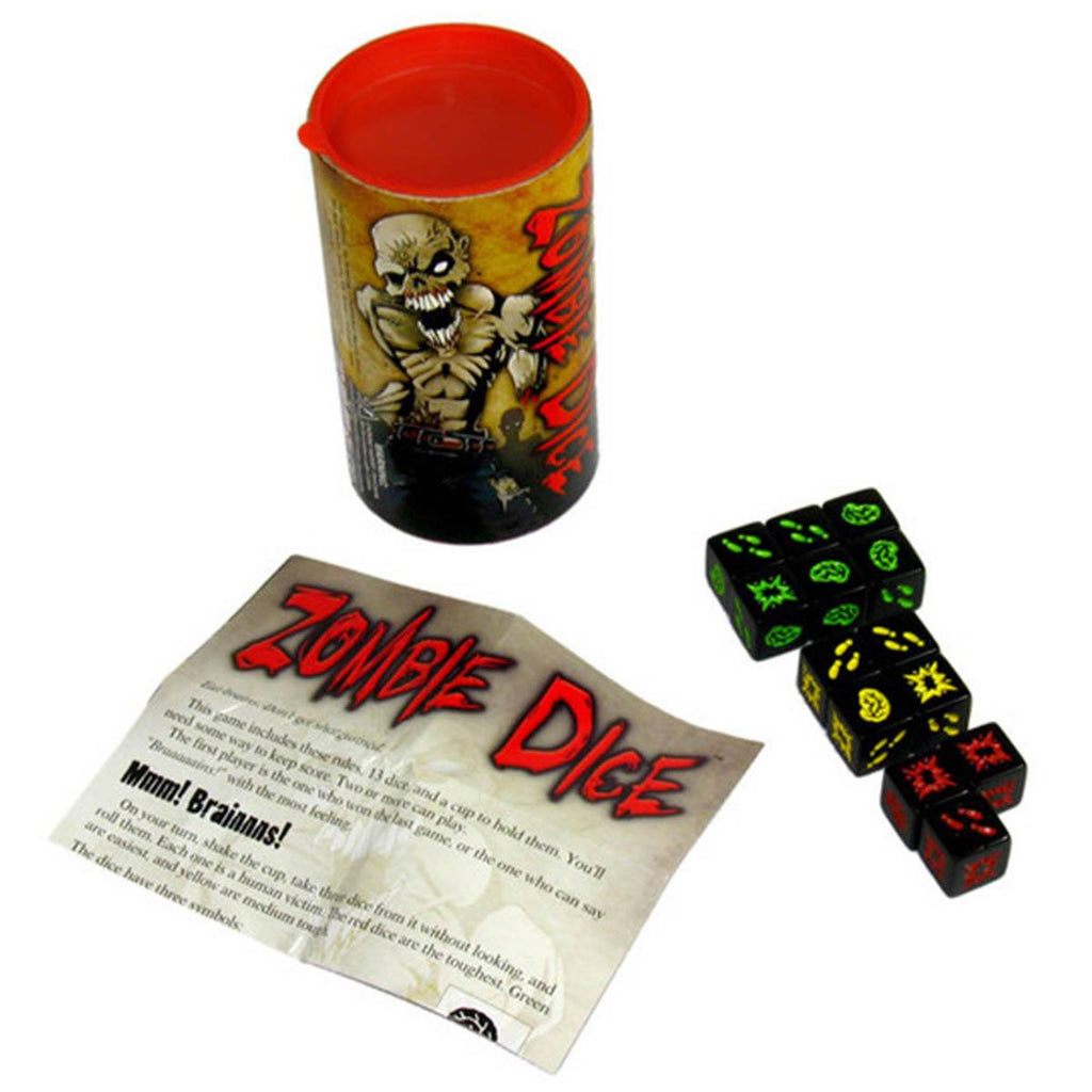 Zombie Dice Game - Radar Toys
