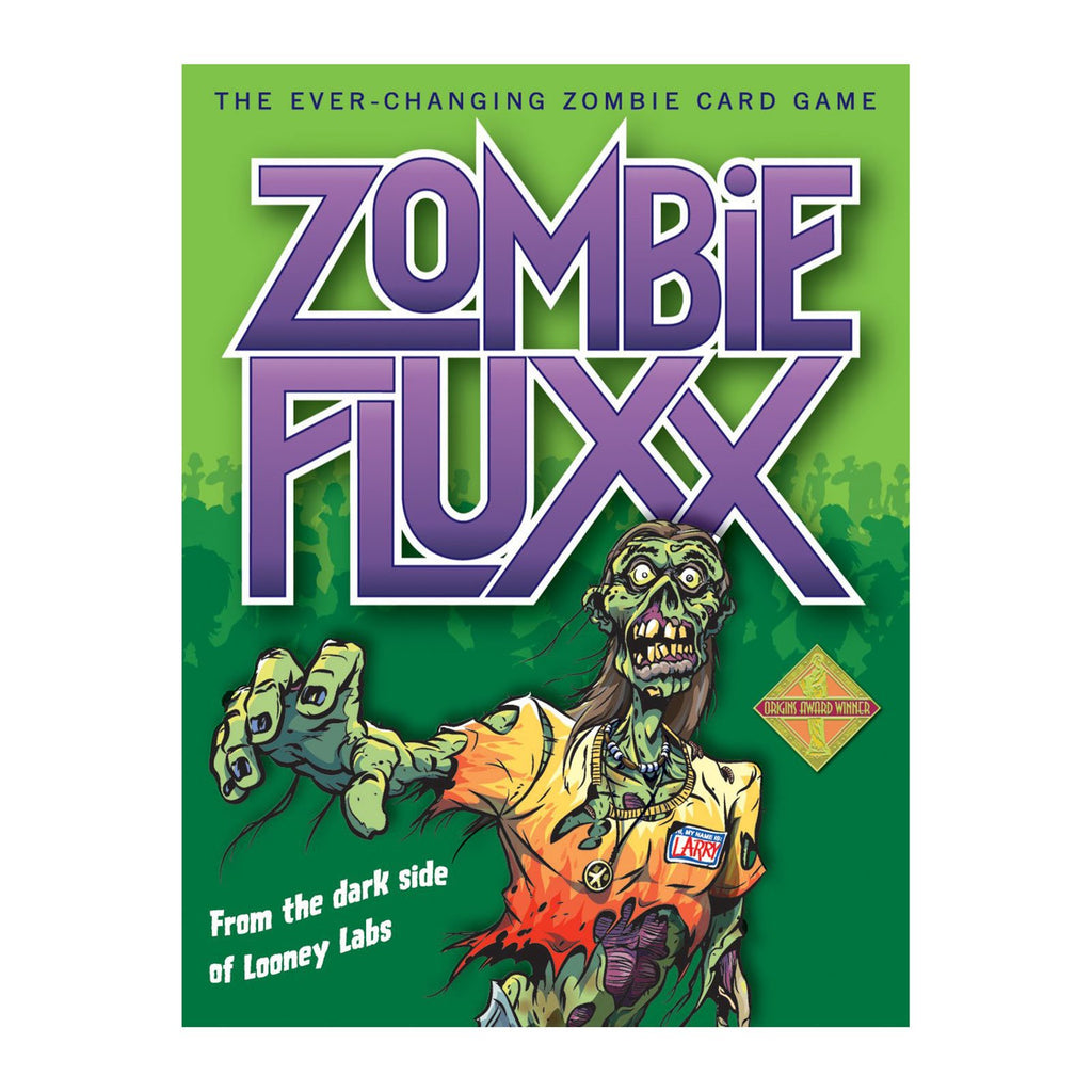 Zombie Fluxx The Card Game