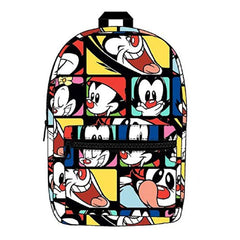 Clothing - Animaniacs Geo Character Print Backpack