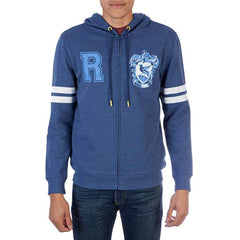 Clothing - Harry Potter Ravenclaw Hogwarts House Zip Up Hoodie
