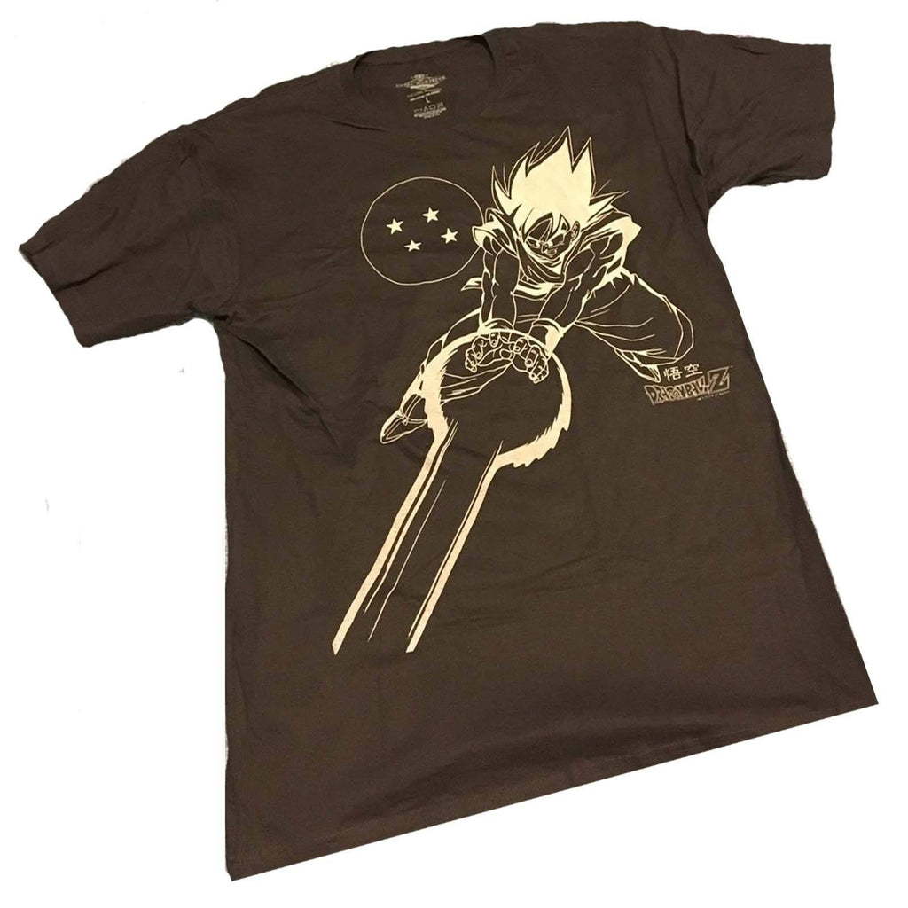 Loyal Subjects Dragon Ball Z Exclusive Black Tee Shirt Medium