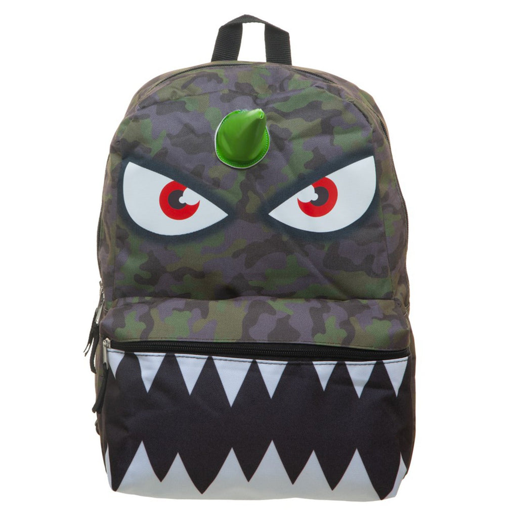 Monster Camo Backpack
