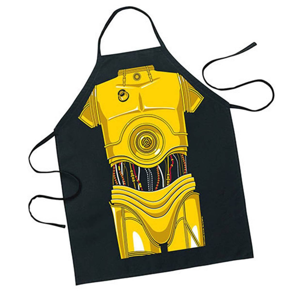 Star Wars C-3PO be The Character Kitchen Apron