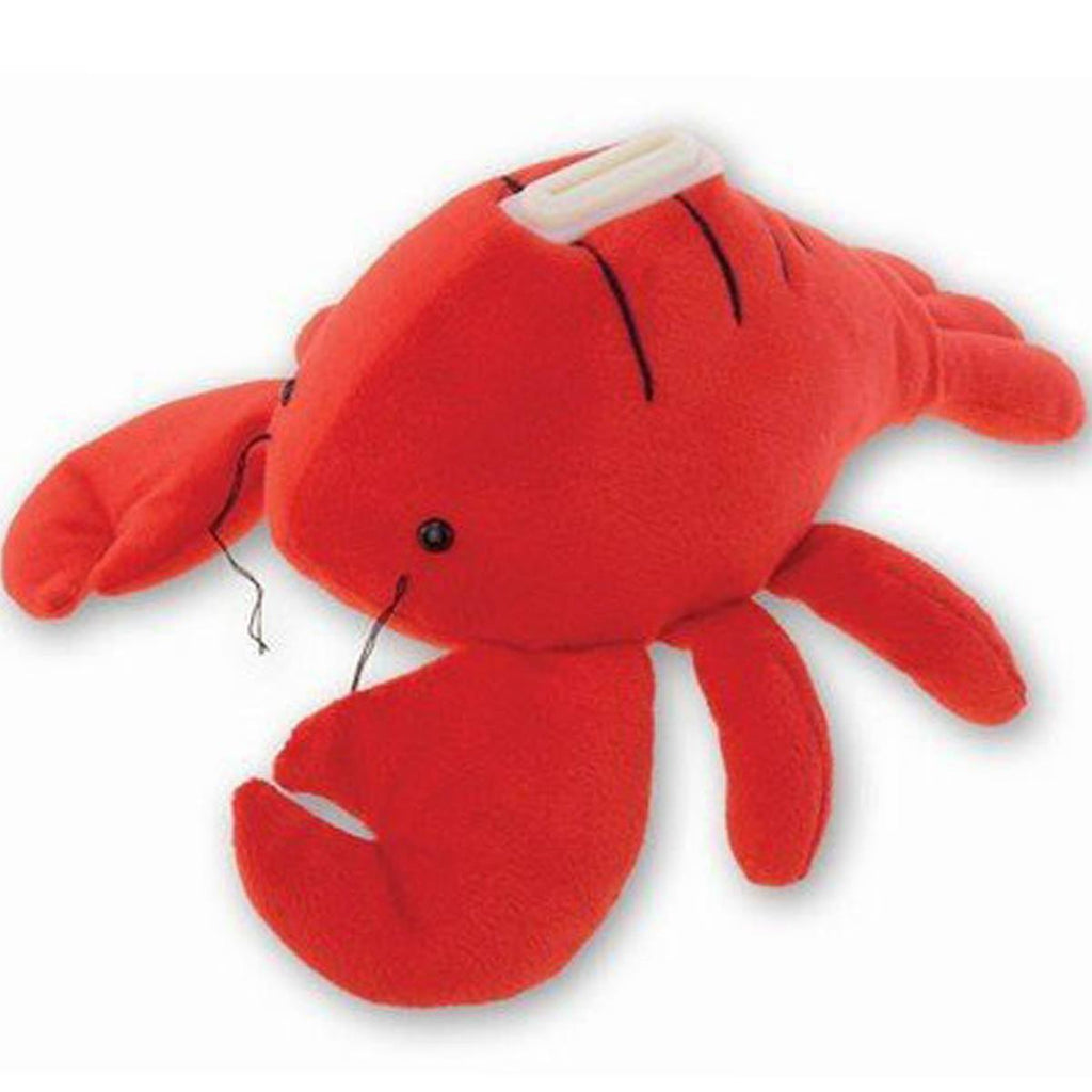Lobster Plush Coin Bank