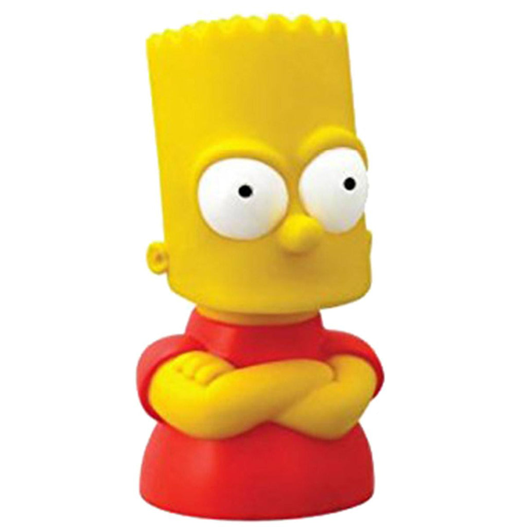 Simpsons Bart Simpson Bust Bank