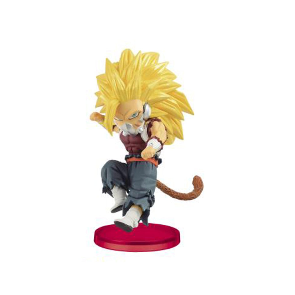Banpresto Dragon Ball Z Series 7 WCF Super Saiyan Cumber Mini Figure