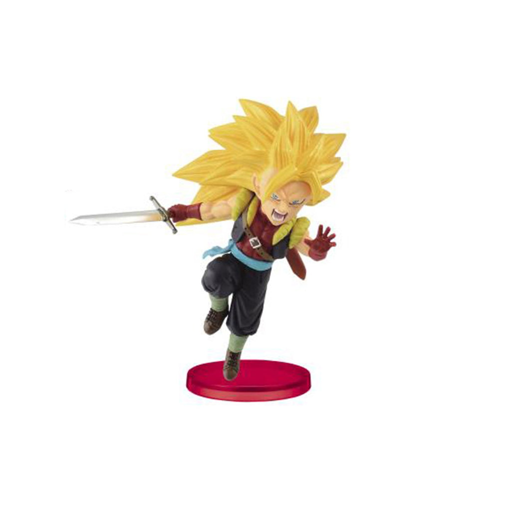 Banpresto Dragon Ball Z Series 7 WCF Super Saiyan Xeno Gohanks Mini Figure