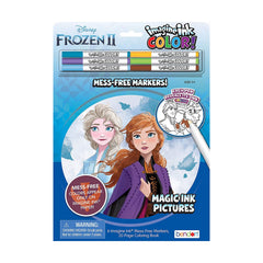 Crafts - Bendon Disney Frozen 2 Imagine Ink Marker Book
