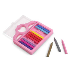 Crafts - Melissa And Doug 12 Colors Princess Crayon Set