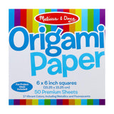 Crafts - Melissa And Doug 6 X 6 Origami Paper