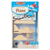 Crafts - Melissa And Doug Decorate Your Own Wooden Plane Set