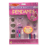 Crafts - Melissa And Doug Design And Combine Pendants Craft Set