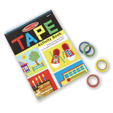 Crafts - Melissa And Doug Tape Activity Book