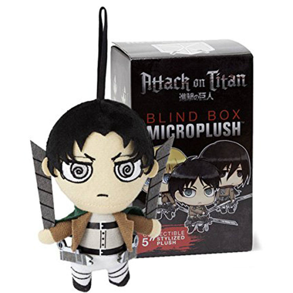 Attack On Titan Blind Box Microplush Figure