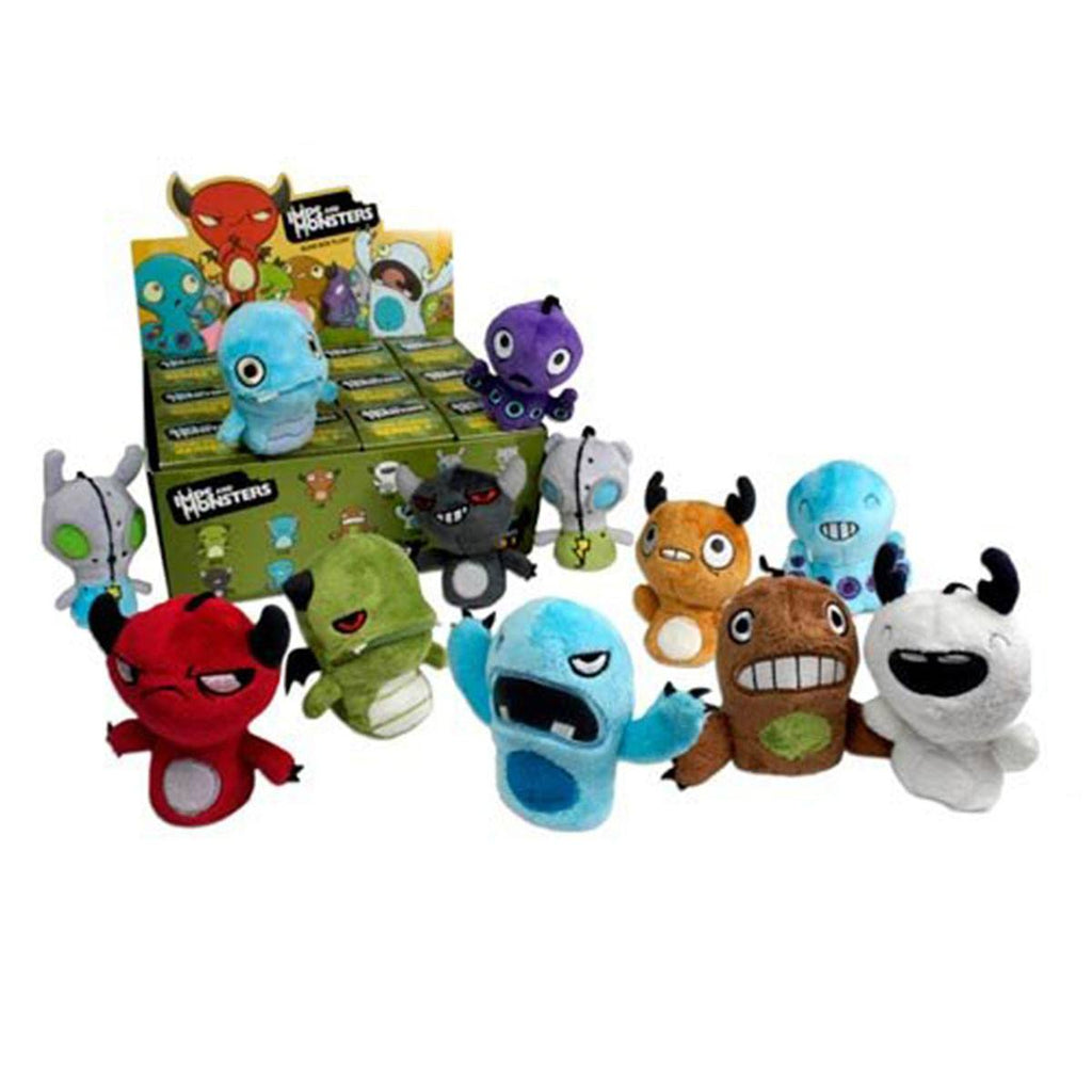 Imps And Monsters Blind Box Mini Plush Figure