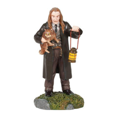 Decor Items - Department 56 Wizarding World Harry Potter Filch & Mrs Norris Figurine
