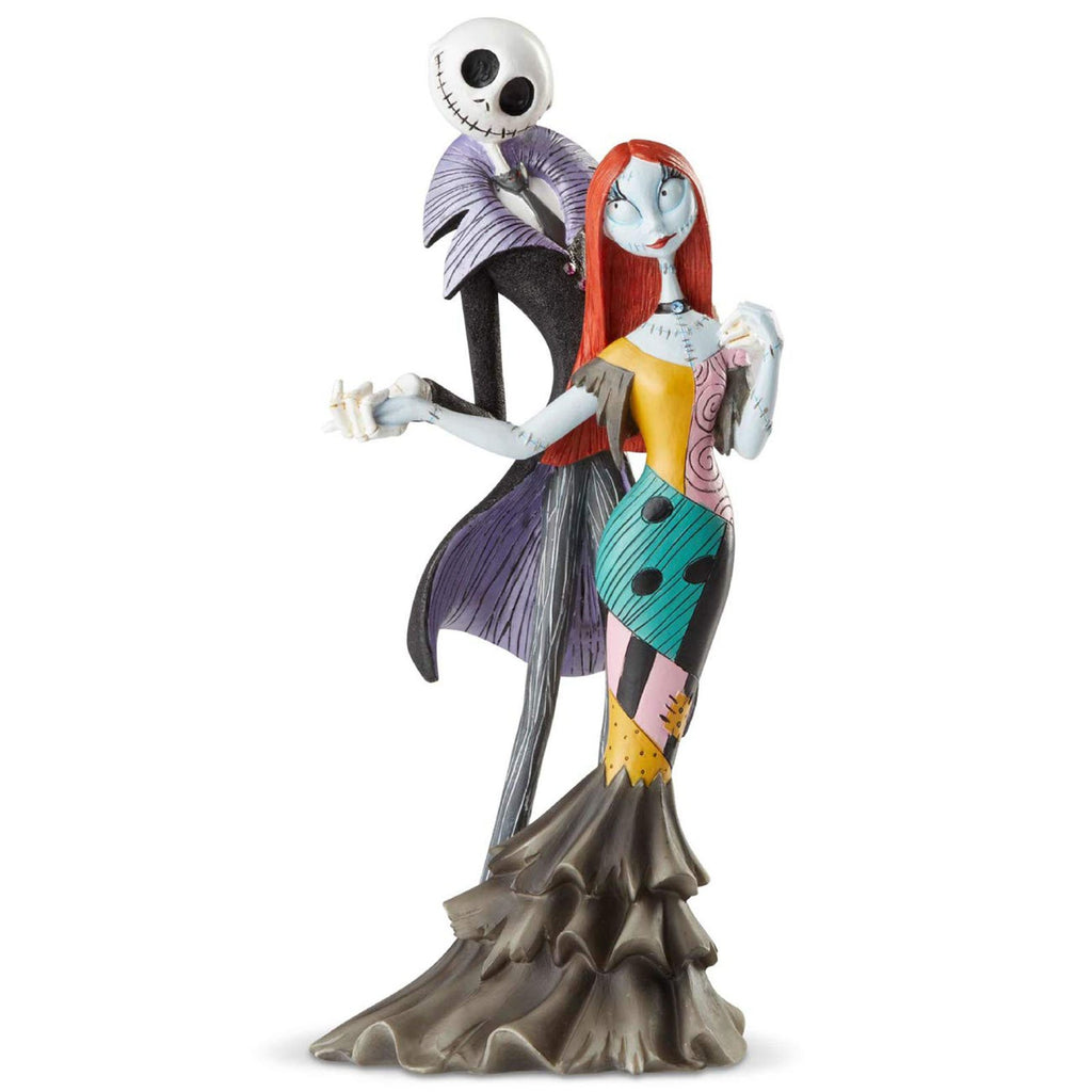 Enesco Disney Showcase Couture De Force Jack And Sally Set