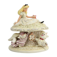 Decor Items - Enesco Disney Traditions Alice In Wonderland Whimsy And Wonder Figurine