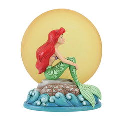 Decor Items - Enesco Disney Traditions Ariel Mermaid By Moonlight Figurine