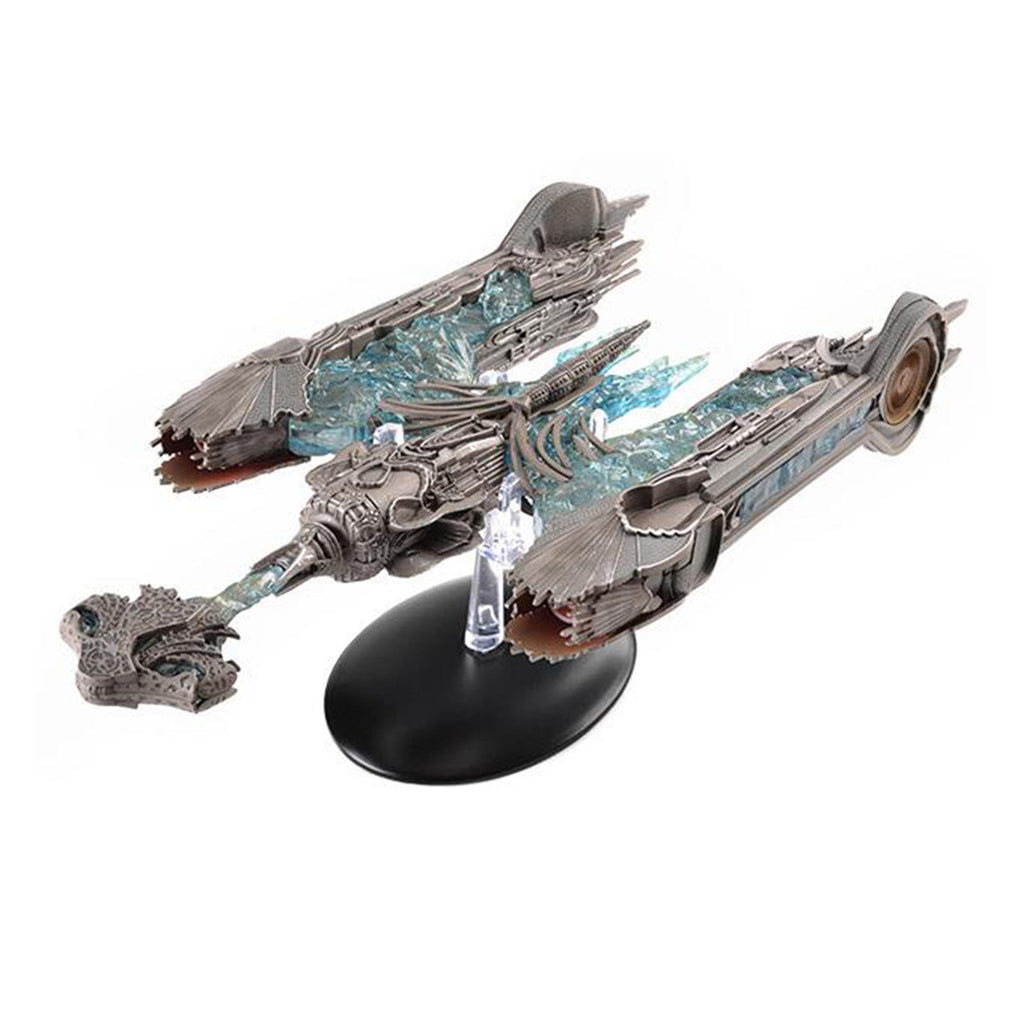 Die Cast - Eaglemoss Star Trek Discovery Klingon Sarcophagus Ship Diecast Replica