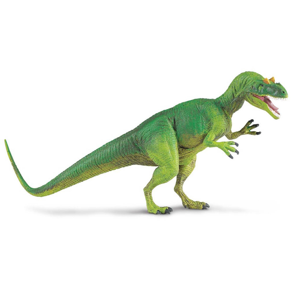 Allosaurus Wild Safari Dinosaurs Figure Safari Ltd - Radar Toys