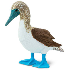 Dinosaur Figures - Blue Footed Booby Wild Safari Figure Safari Ltd
