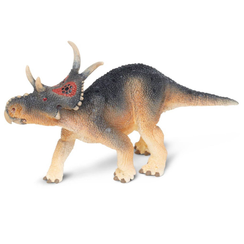 Diabloceratops Wild Safari Dinosaurs Figure Safari Ltd