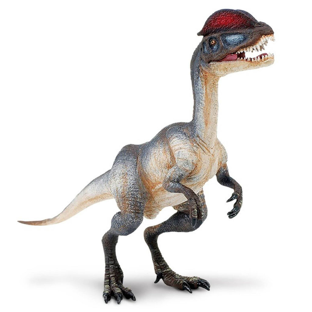 Dilophosaurus Wild Safari Dinosaurs Figure Safari Ltd - Radar Toys