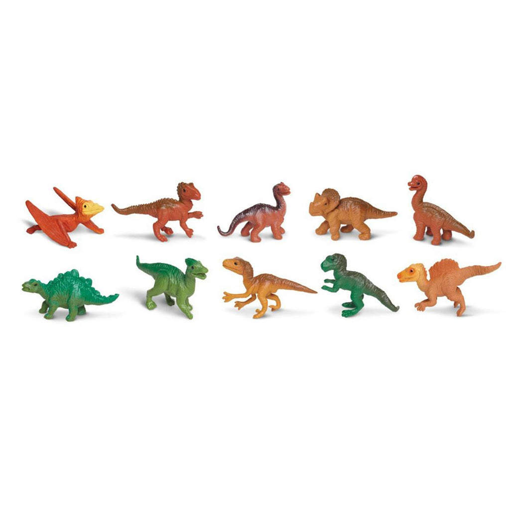 Dino Babies Bulk Bag Mini Figures Safari Ltd - Radar Toys