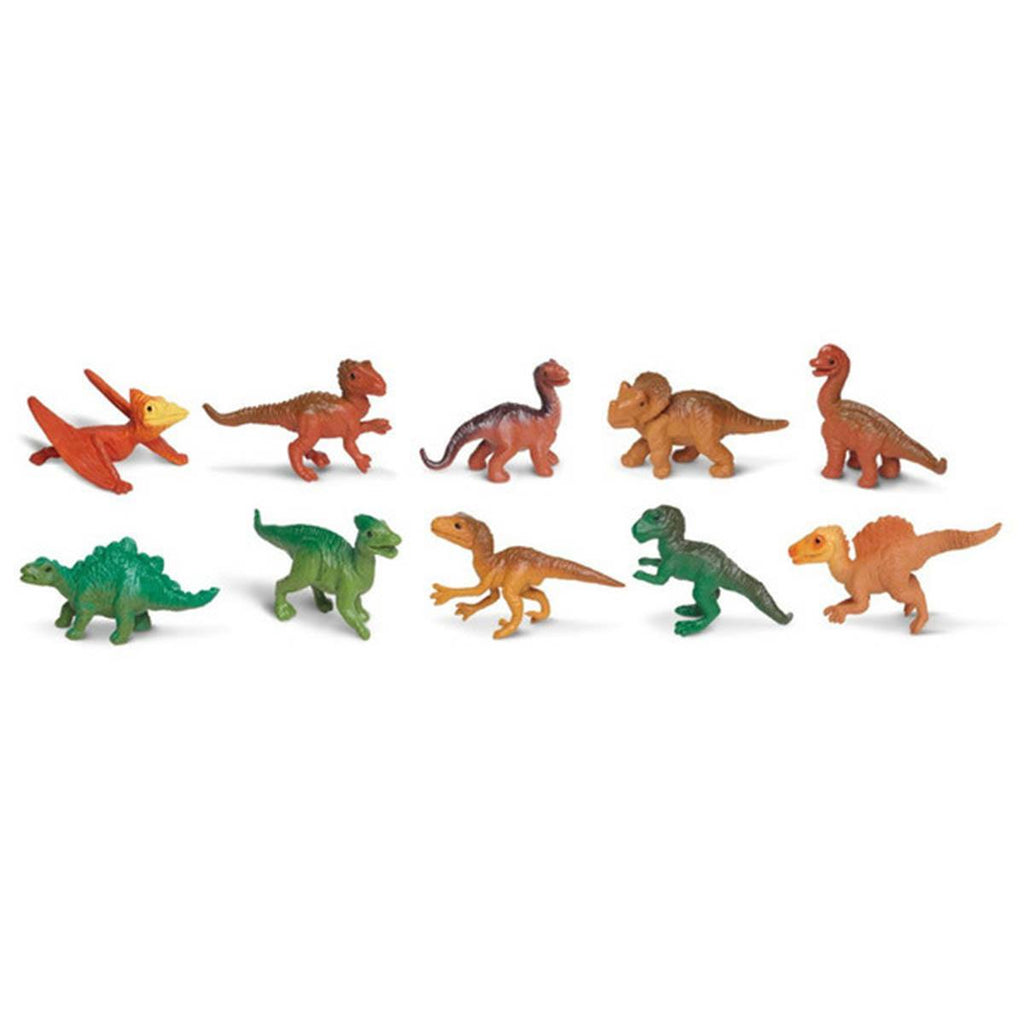 Dino Babies Toob Mini Figures Safari Ltd - Radar Toys