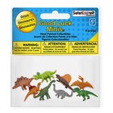 Dinosaur Fun Pack Mini Good Luck Figures Safari Ltd - Radar Toys