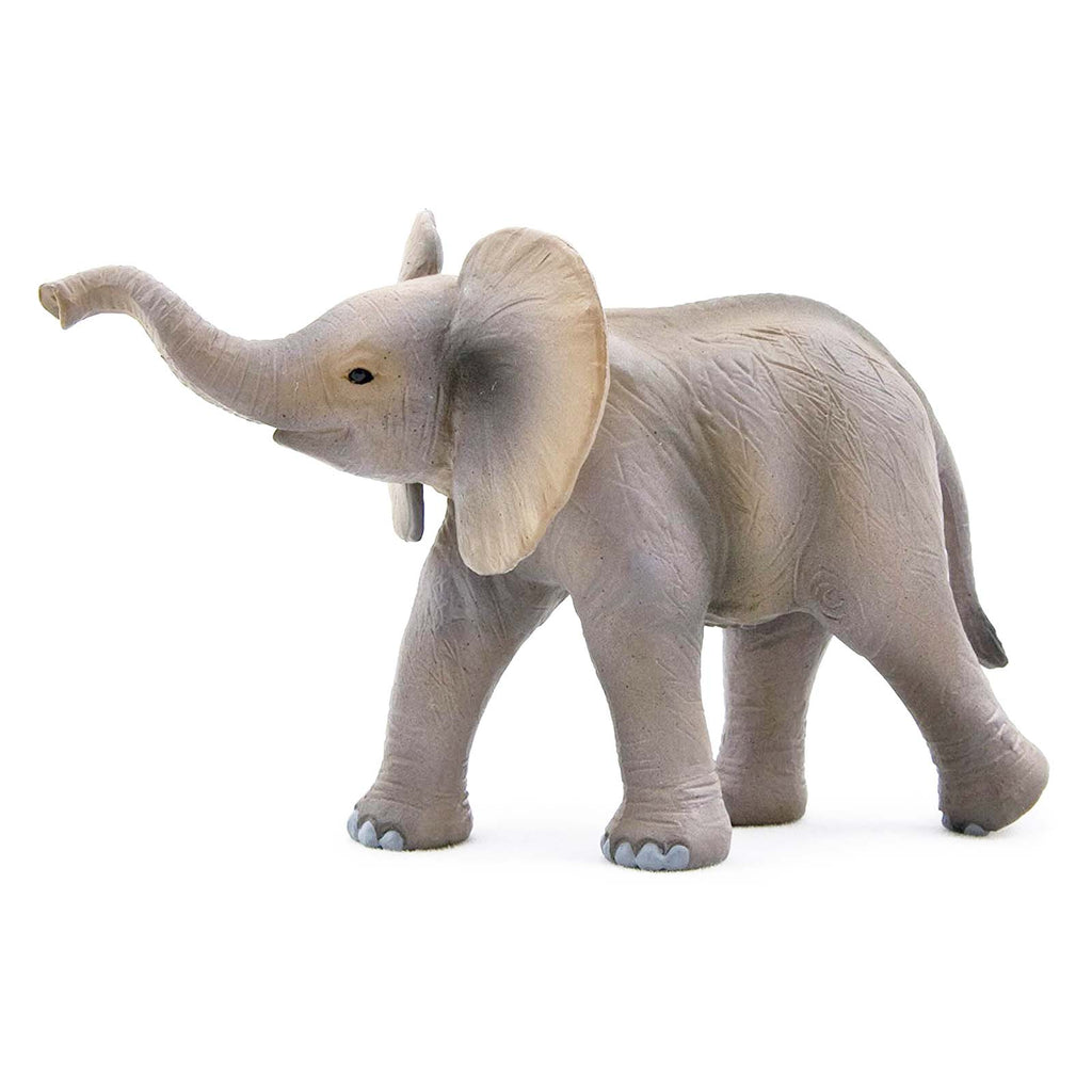MOJO African Elephant Baby Animal Figure 387002