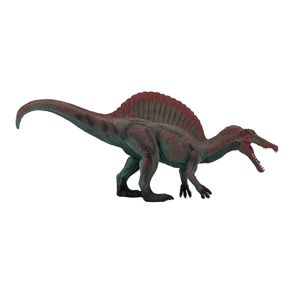Dinosaur Figures - MOJO Deluxe Spinosaurus With Articulated Jaw Dinosaur Figure 387385