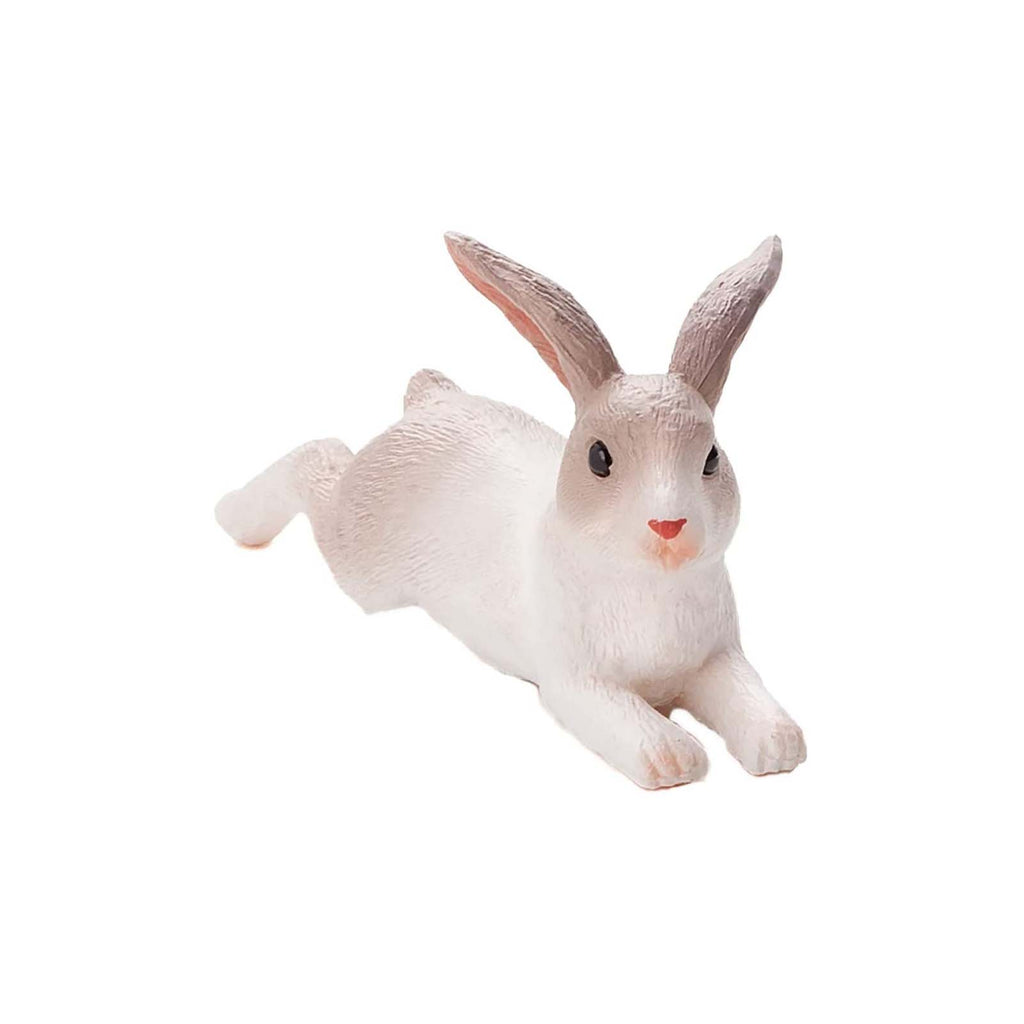 MOJO Rabbit Lying Animal Figure 387142