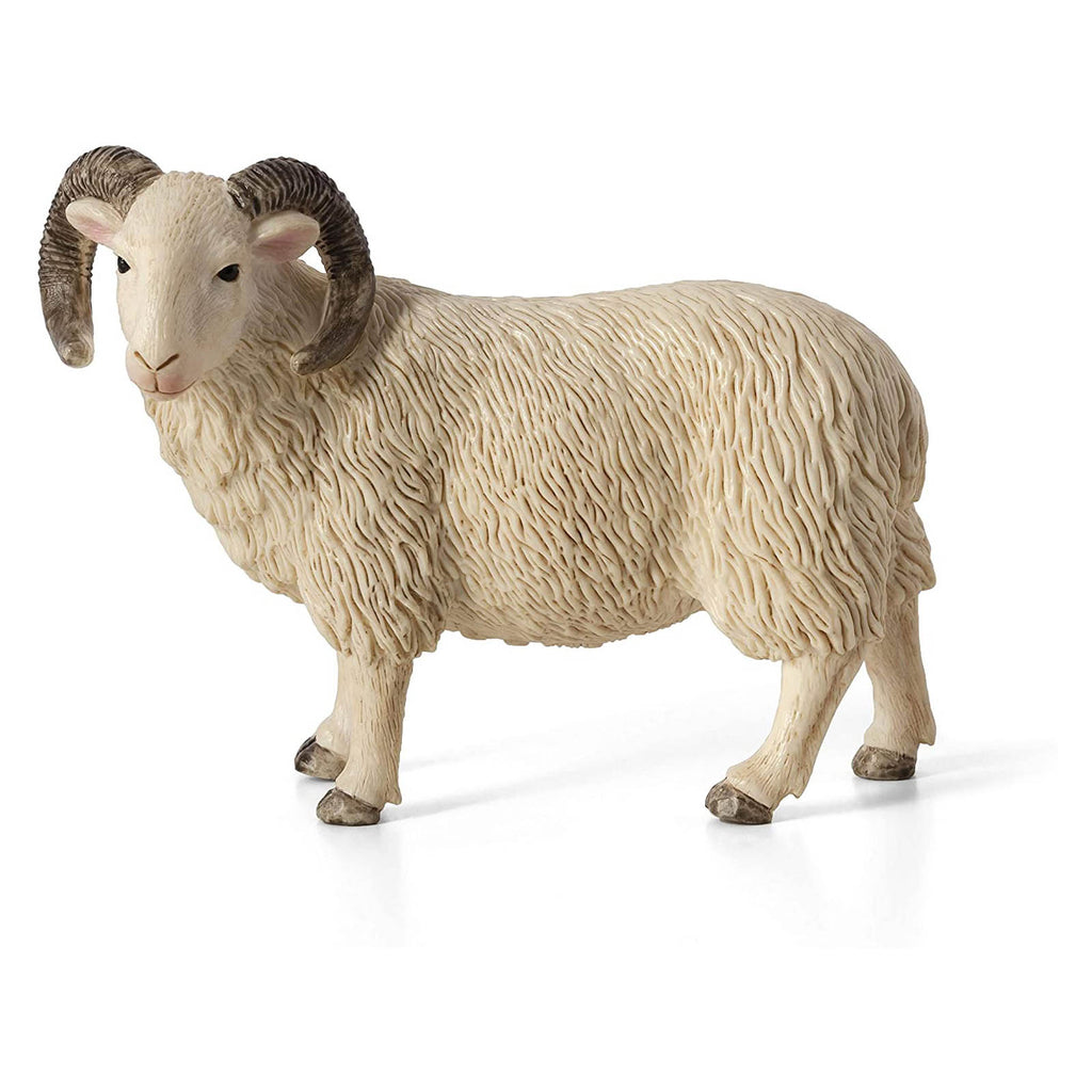 MOJO Sheep Ram Animal Figure 387097