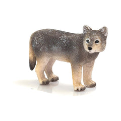 Dinosaur Figures - MOJO Wolf Cub Animal Figure 387244