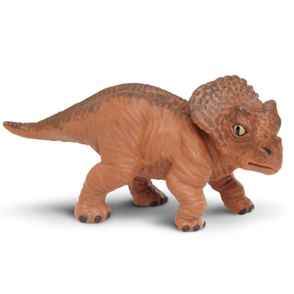 Triceratops Baby Wild Safari Dinosaurs Figure Safari Ltd