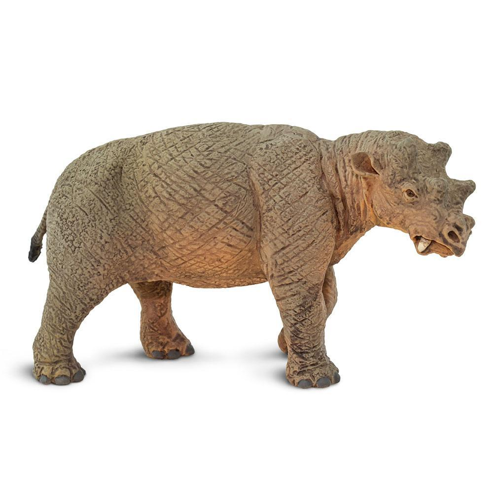 Dinosaur Figures - Uintatherium Animal Figure Safari Ltd 100087