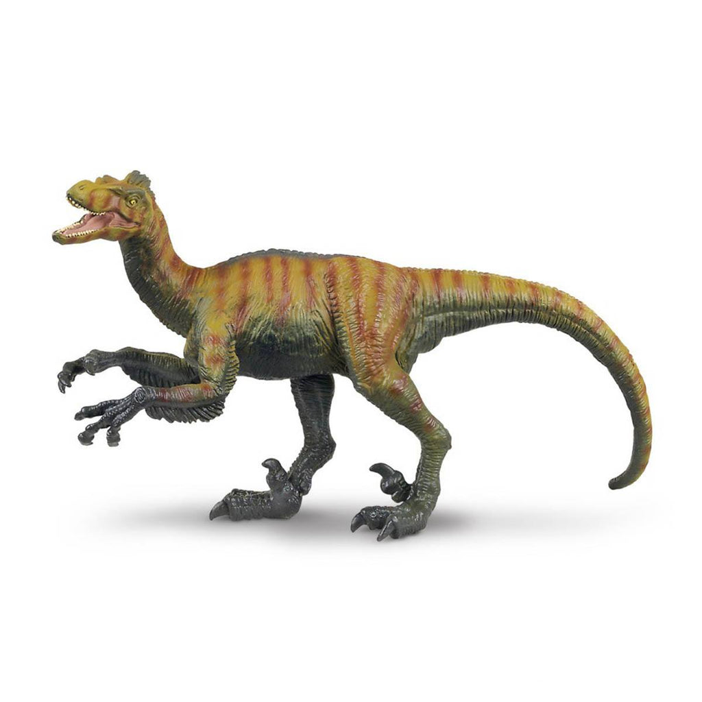 Velociraptor Great Dinos Figure Safari Ltd - Radar Toys