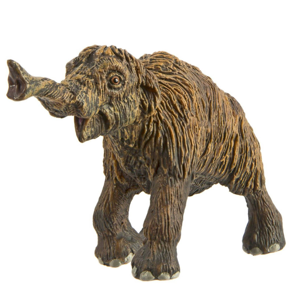 Woolly Mammoth Baby Wild Safari Dinosaurs Figure Safari Ltd