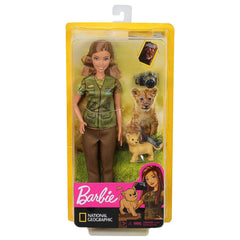 Dolls - Barbie National Geographic Photojournalist 12 Inch Doll