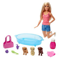 Dolls - Barbie Pets And Accessories Playset