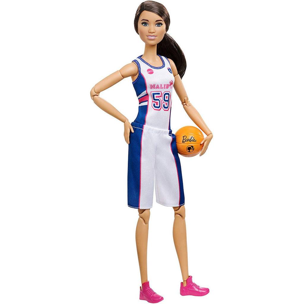 Barbie You Can Be Anything Basketball Player Doll