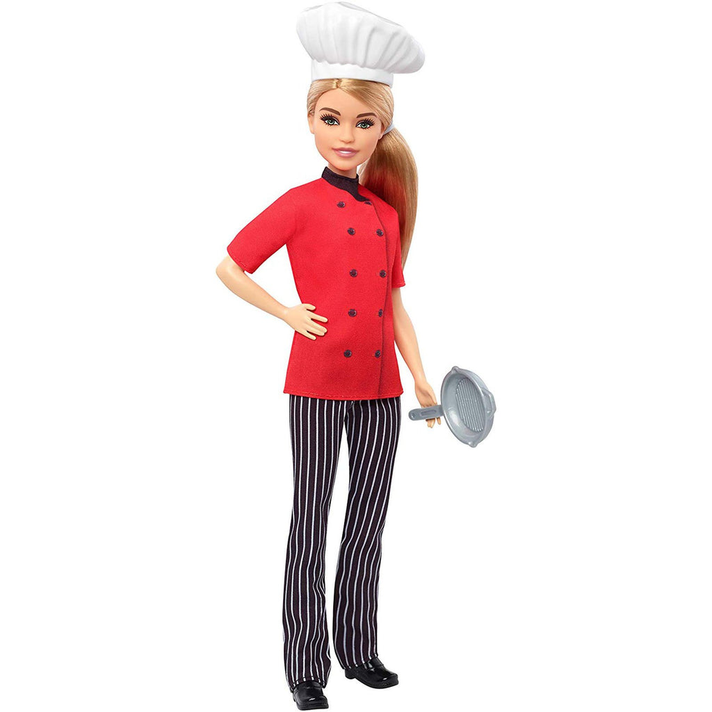 Barbie You Can Be Anything Chef Doll