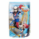 Dolls - DC Super Hero Girls Harley Quinn Deluxe 12 Inch Action Doll