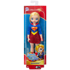 Dolls - DC Super Hero Girls Supergirl 11 Inch Doll