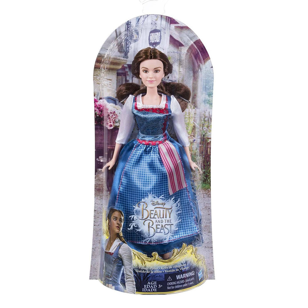 Disney Beauty And The Beast Village Belle Doll