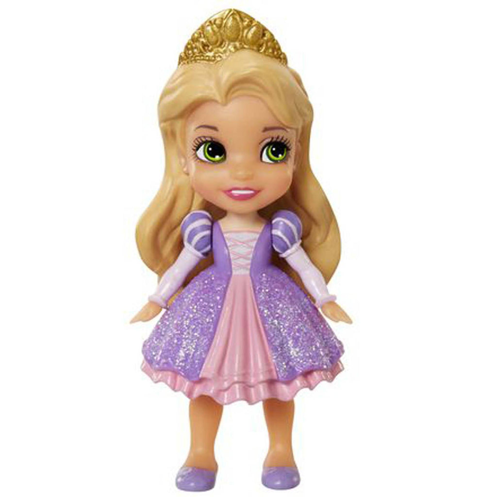 Disney Princess Mini Toddler Rapunzel Poseable Figure